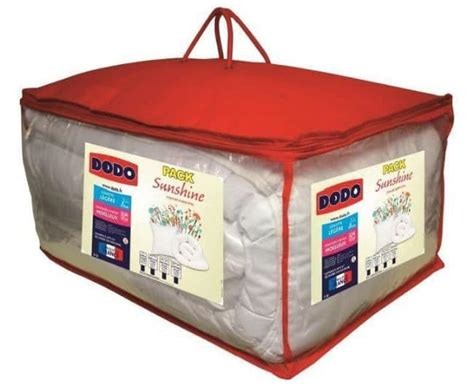 Couette Dodo Promo by Promo Dodo Cdiscount Pack 1 Couette 2 Oreillers D 232 S 44