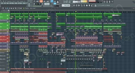 studio template progressive trance fl studio template vol 2 producerbox