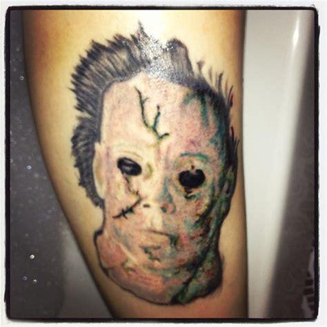 michael myers tattoos michael myers tattoos