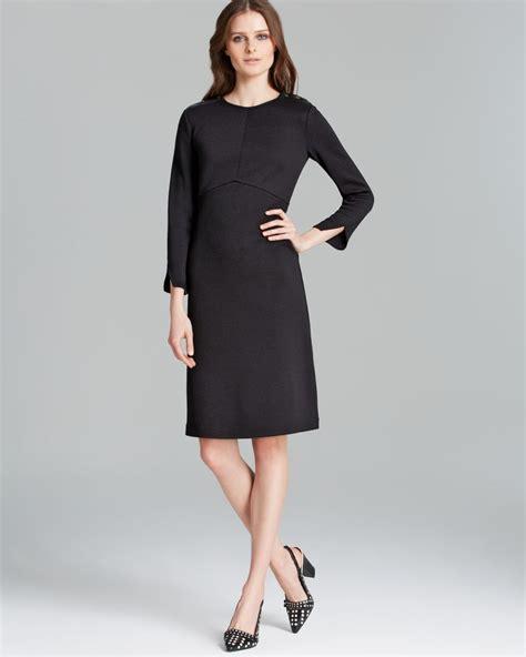 Wiena Dress lyst burch vienna dress in black