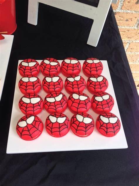 snacks ideas  superhero theme party