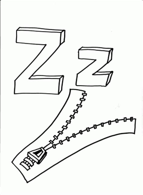 coloring book zip zipper coloring pages for free