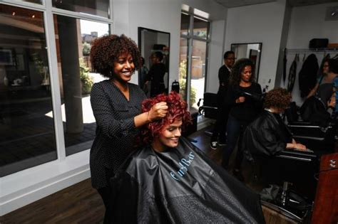 black curly salon in chicago curly hair salons naturallycurly com