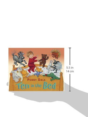 ten in the bed book ten in the bed board book in the uae see prices reviews and buy in dubai abu
