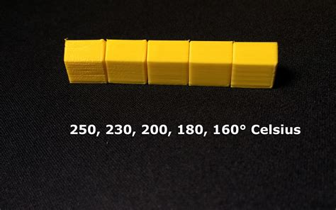 Abs Bed Temperature by 3d Printing Filament 3d Printing