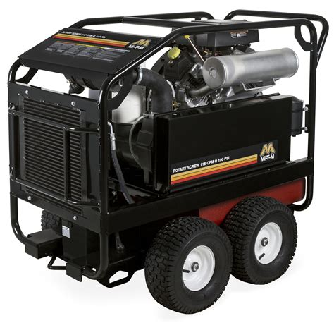 new rotary air compressor from mi t m