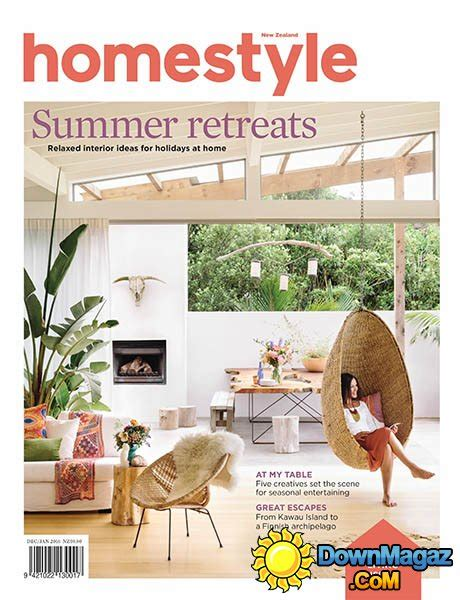 home design magazines nz homestyle nz december 2015 january 2016 187 download pdf magazines magazines commumity