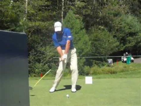 steve stricker golf swing steve stricker golf swing analysis golf videos from
