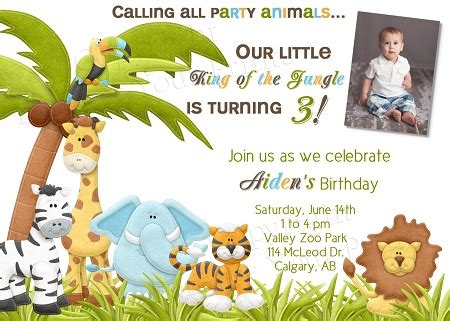Safari Birthday Invitations Ideas Bagvania Free Printable Invitation Template Safari Invitation Template Free