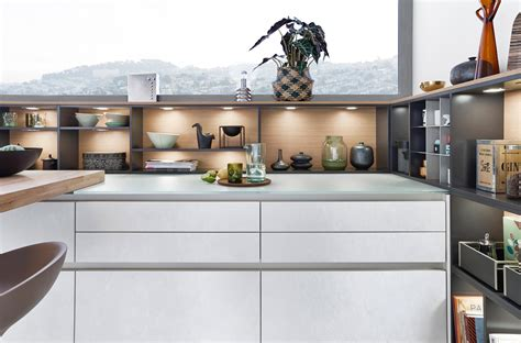 leicht küchen ag classic fs topos concrete c fitted kitchens from