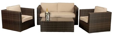 outdoor rattan sofas barbados 4 piece rattan set rattan furniture direct from the contract furniture importer