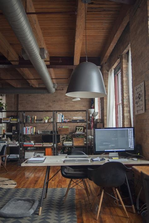 industrial loft nicole mike s warm industrial loft house call