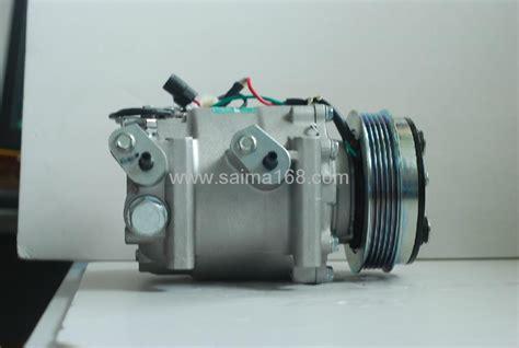 honda city air conditioner compressor bd hsk  bd