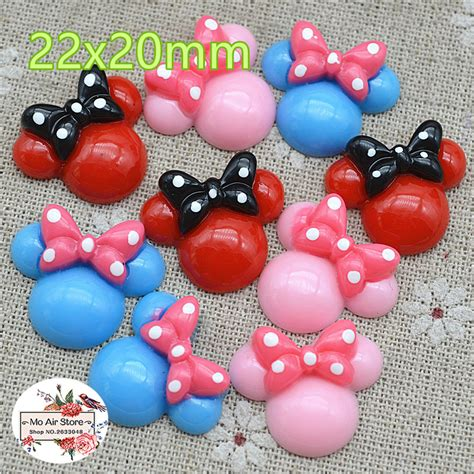 Resin Flat Minnie Mouse minnie mouse resins promotion shop for promotional minnie
