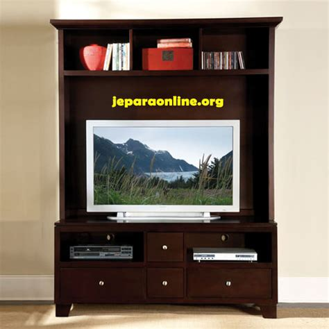 Bufet Tv Minimalis Jatibufet Tv Jati bufet tv minimalis jati