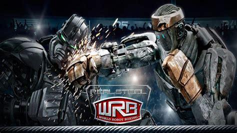 film world robot boxing real steel world robot boxing universal hd sneak peek