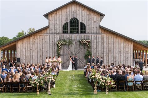 creekside farm weddings events reception venues rush