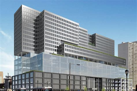 design center philadelphia tower proposal underscores a shifting commercial district