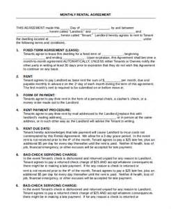 home rental agreement house rental agreement 9 word pdf documents