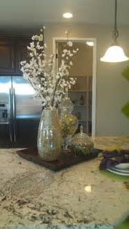Kitchen Island Centerpiece Ideas by 1000 Images About Centerpieces On Pinterest Kitchen