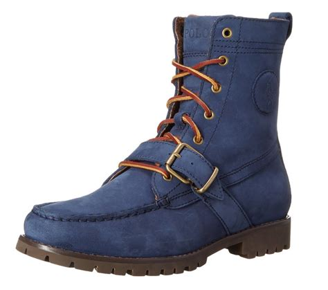 s polo ralph boots polo ralph s ranger lace up hiker boot ebay