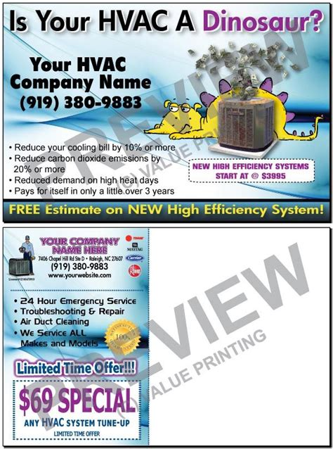 Hvac Efficiency Card Template by 15 Best Hvac Postcards Images On Post Card