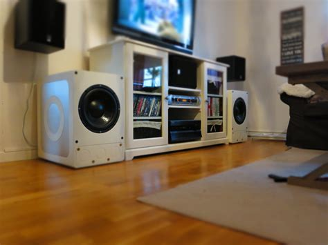 dual css sdx portedsealed page  home theater forum