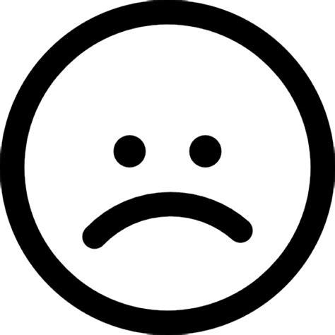 imagenes a blanco y negro tristes cara triste descargar iconos gratis