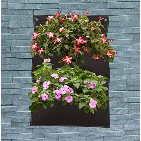 wall hanging planters creative motion wall hanging planter contemporary