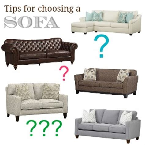 how to choose a sofa tips for choosing a sofadiy show off diy decorating