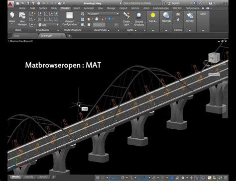 autocad 2007 tutorial for civil engineering bridge modeling and design in autocad civil 3d civil