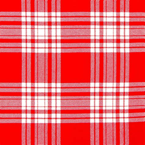 red and white upholstery fabric menzies red white modern heavy weight tartan fabric