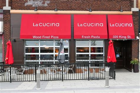 cucina waterloo dining out modern italian soul good food and service at