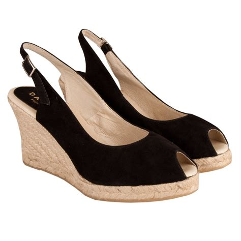 sandal wedges for daniel hammer s wedge sling back sandal