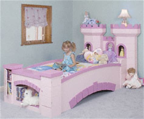 bed castle plans  woodworking