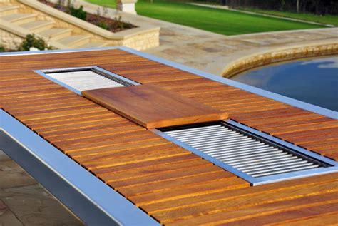 Awesome Home Designs by Angara Maximus Der Gartentisch Mit Integriertem Grill