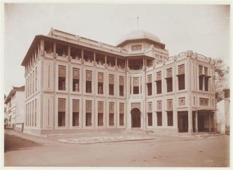Asuransi Kantor Gedung Jiwasraya Semarang