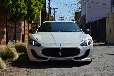 maserati gt white white maserati gt 777 car rental los angeles