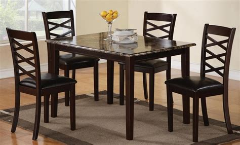 Dining Room Furniture Cheap Black Dining Room Sets For Cheap Marceladick