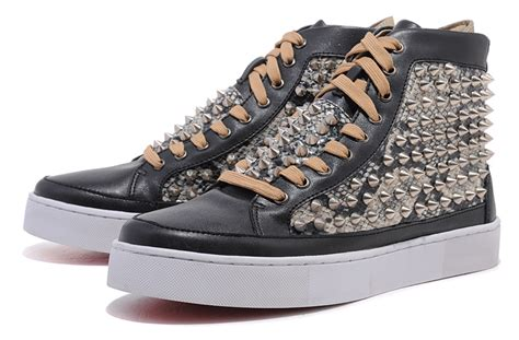 mens christian louboutin studded sneakers louboutin sneakers christian louboutin knockoffs cheap