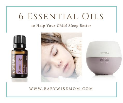 6 Remedies To Help You Sleep Better by 6 Essential Oils To Help Your Child Sleep Better