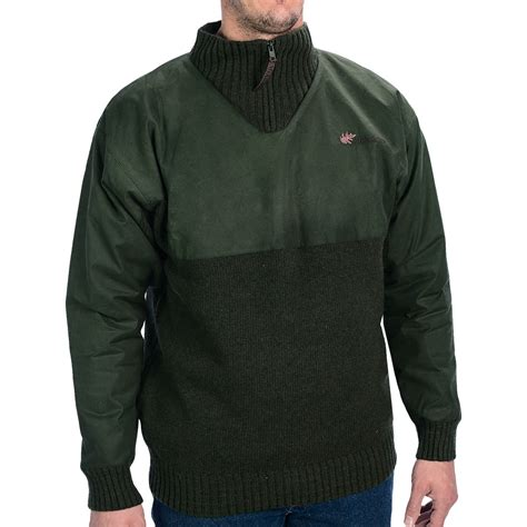 Sweater Hiking Time deals mcalister duration turtleneck sweater zip neck