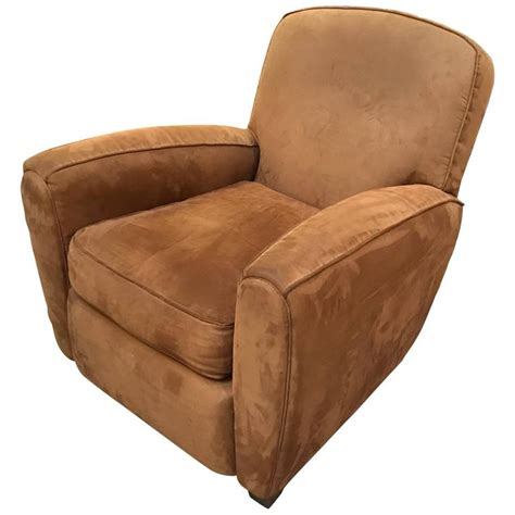 Comfy Chairs For Sale Comfy Soft Suede Leather Style Club Chair For Sale