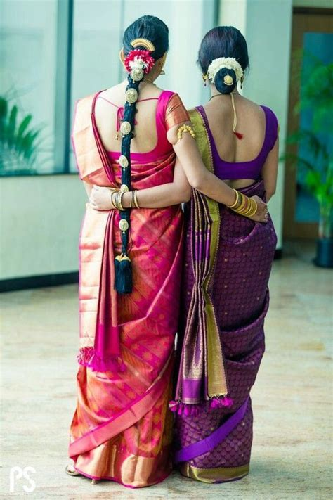 on preserving traditional sarees traditional hair and pictures