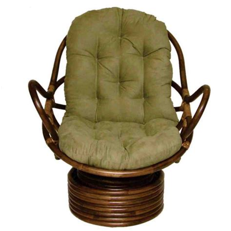 Papasan Swivel Rocker Chair Cushion Home Furniture Design Papasan Swivel Rocker Chair