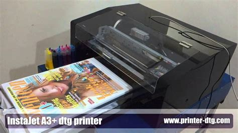 Printer Sablon Kaos Dtg A3 printer dtg a3 murah instajet a3 sablon digital murah
