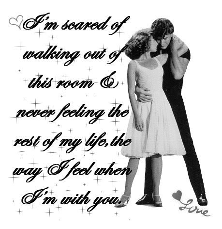 film quotes dirty dancing dirty dancing quote movie and book quotes pinterest