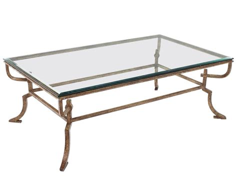 wrought iron table ls wrought iron coffee table with glass and wooden round