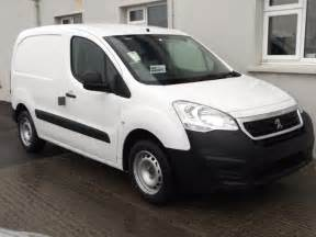Used Peugeot Partner Used Peugeot Partner 2017 Diesel 1 6 White For Sale In