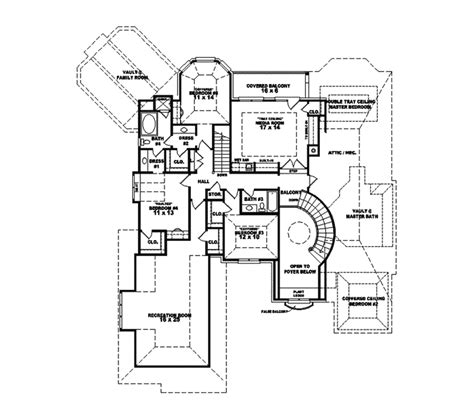 english manor floor plans piccadilly manor english home plan 087s 0073 house plans